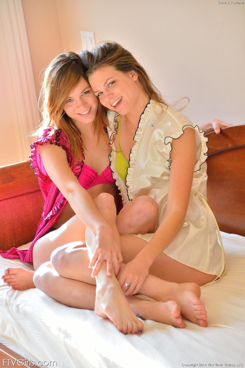 Erotic photos with Twins: They Are Active Girls