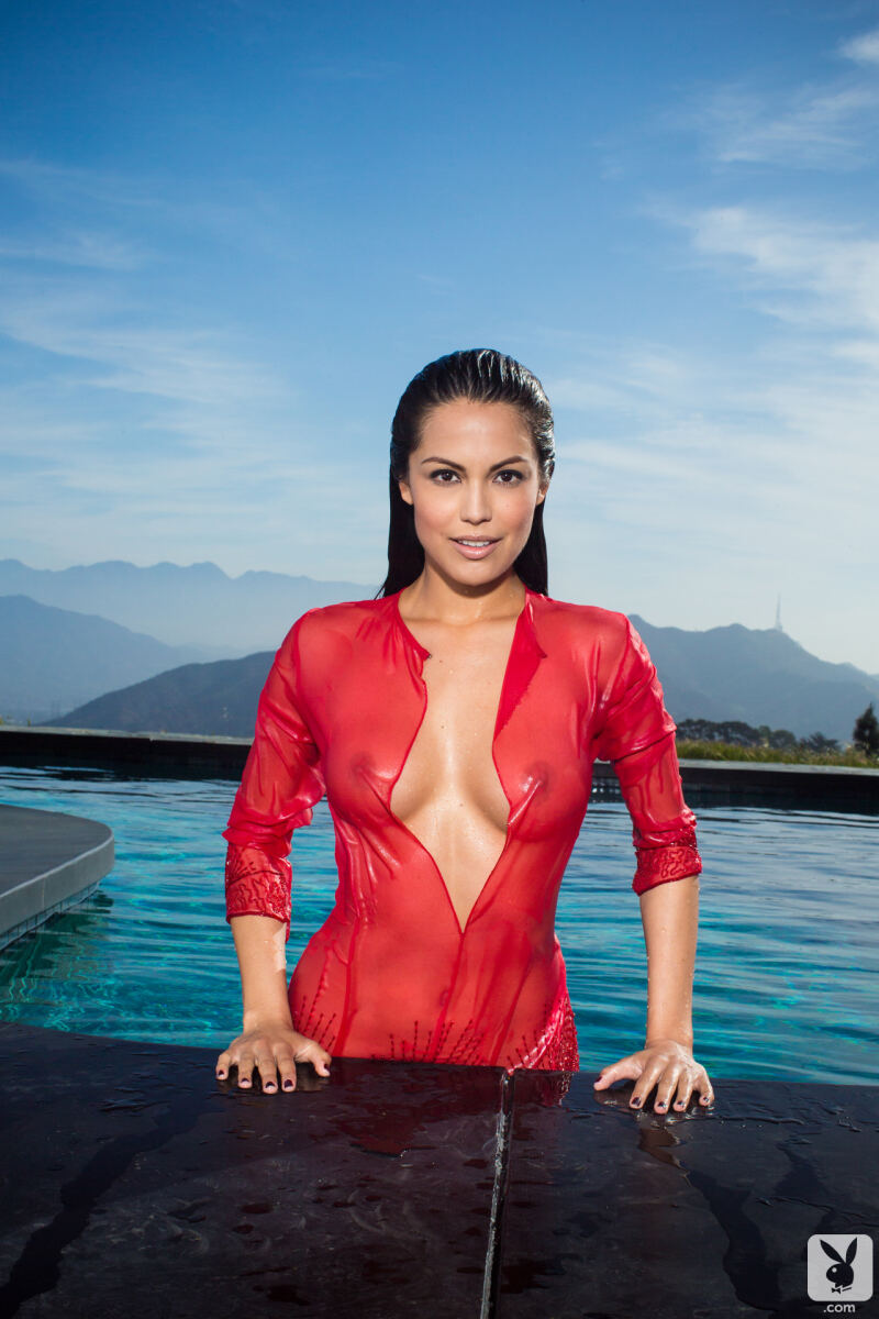 Erotic photos with Raquel Pomplun: Unbelievable brunette